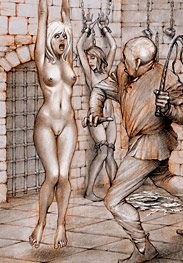 Sex captives of terror prison - I'm gonna fuck you deep and hard by Tim Richards