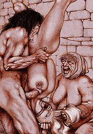 Shove her mouth round my cock - Sold as slaves by Tim Richards