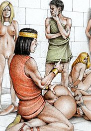 Slaves of troy - Open your throat now by Tim Richards
