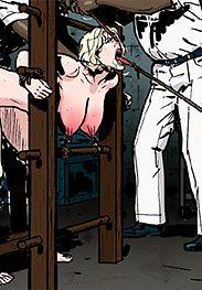 Predondo fansadox 456 Prison horror story 8 - Cora will learn to her utmost humiliation