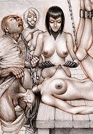 Better get used to your new life as a sex toy, slave - War booty by Tim Richards