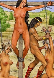 And swallow all my cum - Slaves of Troy by Tim Richards