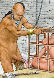 Slaves of troy - I love grinding into dry, raw female assholes by Tim Richards