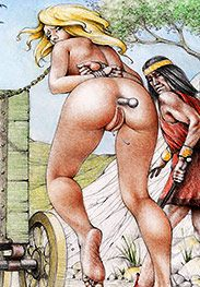 You must like having your shins whipped, princess - Slaves of Troy by Tim Richards