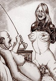 New to slavery - Whipping your pretty body makes my cock nice and stiff by Thorn