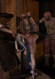 3D Bdsm Quoom - Victim of the revolution