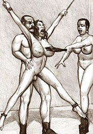 Rape as punishment - Huh me tight with those fine legs by Badia