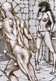 Leave me alone - Sex captives of terror prison by Tim Richards