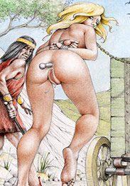 Slaves of troy - Fuck the little bitch hard by Tim Richards
