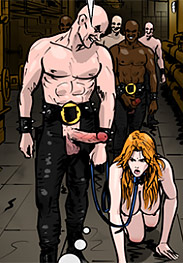 Predondo fansadox 513 Gentlemen's club 3 - Beautiful, fiery redheaded beatrice is trapped in hell when her training kicks into high gear
