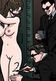 Predondo fansadox 506 Gentlemen's club 2 - Used however their masters or mistresses