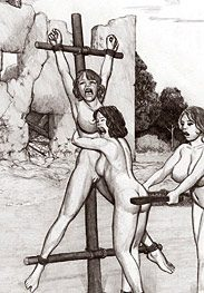 Slave training - She was condemned to a full month of dog slave protocol by Badia