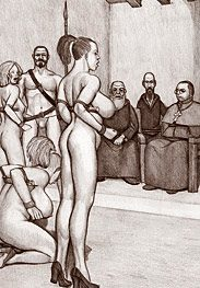 Inquisition law - Make sure to take advantage of her tongue by Badia