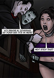 Slasher fansadox 520 Trick and treat 4 - Zombies, werewolves, vampires, and death itself