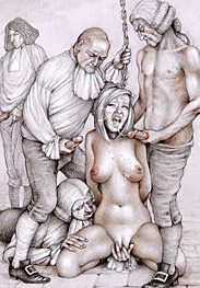 Sex captives of terror prison - You losers are filthy scum by Tim Richards
