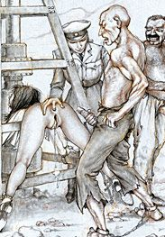 Sex captives of terror prison by Tim Richards